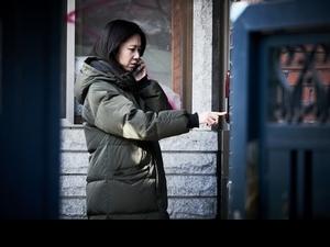 孔曉振樂當平凡女人  《鎖命危機》太驚悚嚇壞「漂亮姐姐」