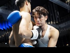 張軒睿《大三元》上演拳擊戰 開拍前伏地挺身先暖「肌」