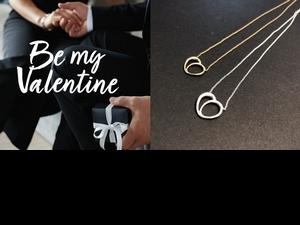 Georg Jensen全新心型項鍊浪漫破表 情人節選它滿滿甜到心坎裡