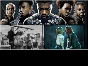 奧斯卡入圍/《真寵》、《羅馬》10項入圍領跑 《黑豹》破天荒搶最佳電影!