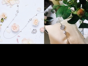 讓人好心動!MIKIMOTO全新玫瑰珠寶 優雅知性兼具看一眼就觸及你心!
