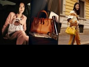 近距離了解女星日常!四大女星演繹TOD'S D -Styling Bag,究竟都在包中裝了什麼呢?