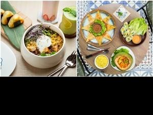 台北蔬食料理推薦!小小樹食、URBN culture、The Green Room、DARCIS Café…5間連肉食者都必吃的餐廳整理