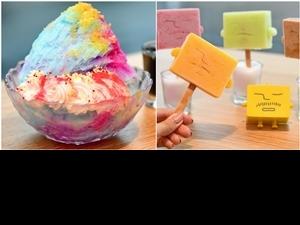 ICE MONSTER永康創始店開幕!獨家限定冰品「獨角獸綿花甜」粉嫩色太好拍,少女必吃