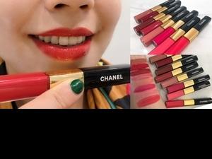 先顯色、再封色!香奈兒「超炫耀持色唇萃」兩步驟打造完全不沾的美唇!