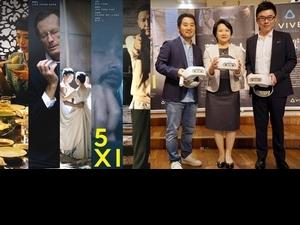 VR電影《董仔的人》驚艷翠貝卡影展! 李中感性噴發「在台灣做創作很幸運」