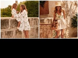 誰說當了媽媽後不能扮少女?!平價親子穿搭太有愛,H&M 教你搭出5款點讚收割機