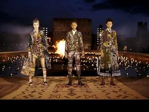 回到未來的異域綺夢  Dior 2020早春度假系列