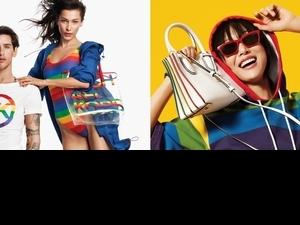 彩虹果然是最美的顏色!Michael Kors全新彩虹膠囊系列 大展青春活力