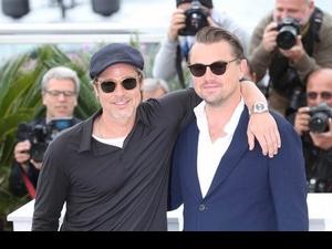 《從前,有個好萊塢》導演下令禁止爆雷! 李奧納多、小布首合作嘴甜互誇