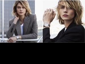 潮模卡拉一戴上就被吸引了!泰格豪雅全新Carrera Lady腕錶 優雅簡約怎麼搭都好迷人