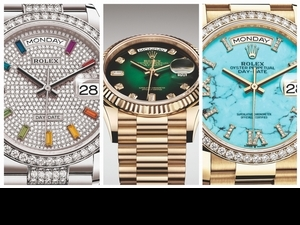 【Baselworld 2019】「總統錶」的女性風範 Rolex Oyster Perpetual Day-Date