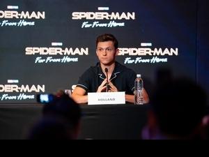 「爆雷王」蜘蛛人湯姆霍蘭德終於拿到完整劇本! 否認成為下一位鋼鐵人