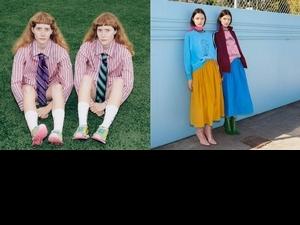 睽違四年!Marc Jacobs副線全新登場 以雙胞胎打頭陣滿載復古時髦呀!