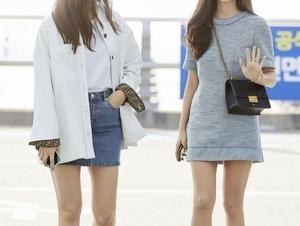 是姐妹也是閨密! Jessica與Krystal再度合體真人實境節目,首曬機場穿搭