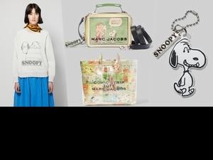 史上最萌聯名!The Marc Jacobs與史努比合作系列 從皮件到服飾讓人都想通通帶回家