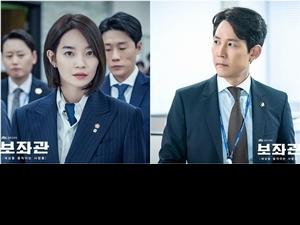 李政宰變身《輔佐官》回鍋拍韓劇 首集收視創紀錄