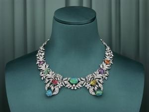 復古奇幻美學的極致表現  Gucci首度跨足高級珠寶領域!