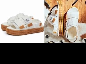 快脫下老爹鞋吧!台灣限定醜帥的餅乾老爹涼鞋即將上線,聽說賣完就絕版!
