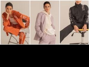 快人一步的時髦!adidas Originals 推出極帥版運動西裝,超模Kendall Jenner內搭大學T氣勢完全爆棚