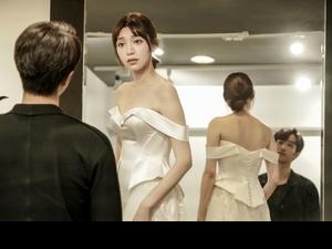 郭雪芙披婚紗 自爆夢幻婚禮藍圖
