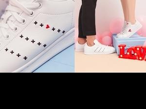 女友收到一定會喜歡!adidas Originals經典Stan Smith愛心鞋 就送它一起過情人節