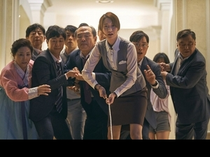 潤娥《極限逃生》幾乎親自上陣 跑到無力淚崩!