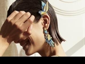 Boucheron全新高級珠寶Paris Vu Du 26 跟巴黎談一場戀愛