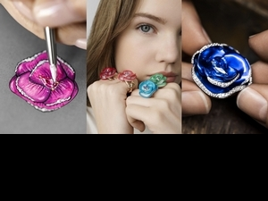 誰也無法抵抗玫瑰的魅力!Dior全新Rose Dior Pop 為指間譜出最美交響曲!
