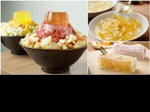 「山系剉冰、夾餡涼糕、檸檬愛玉太美味!」推薦5款台系夢幻涼品,沒吃過會後悔啊