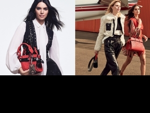 把時髦帶著走! Longchamp 全新系列 潮模Kendall Jenner隨性態度優雅演繹