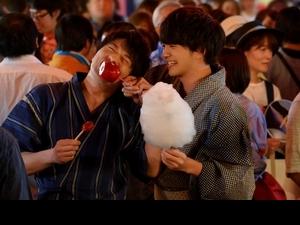 《大叔之愛電影版》3天吸金5億日幣!  田中圭喊話想到台灣辦見面會
