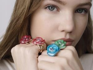她的玫瑰花園  Dior輕奢華珠寶20周年新作