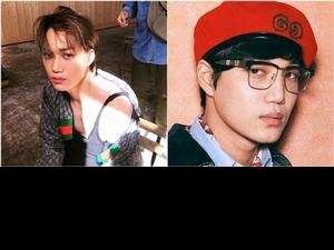 這眼神太誘人!EXO金鍾仁成韓國首位GUCCI全球大使,演繹秋冬眼鏡形象帥到勾魂