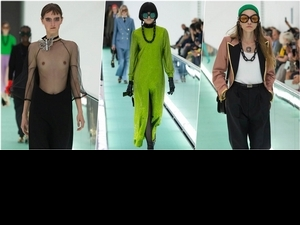 時尚無需任何限制!Gucci 2020春夏系列:解放自我的權力宣言