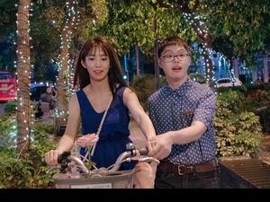 郭書瑤《傻傻愛你》飆髒話嚇傻男主角!導演藍正龍讚兩人有超強魔幻感