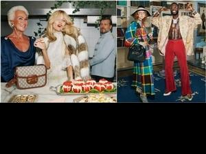 自由無設限!Gucci 2020早春形象廣告:多元平等裡的派對時尚