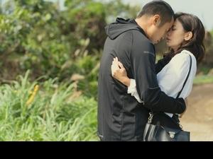 賈靜雯《罪夢者》當張太太 當街吻張孝全