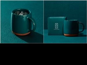 老台北市景躍上馬克杯!厝內TZULAÏ x 貳房苑聯手打造「釉燒馬克杯」以潮州綠、紅陶重現傳統美!