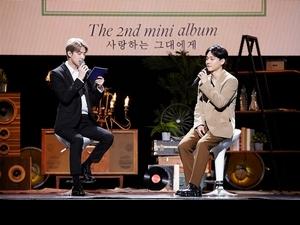 EXO主唱CHEN出輯喊談愛好難 SEHUN埋怨MV男主角不是他