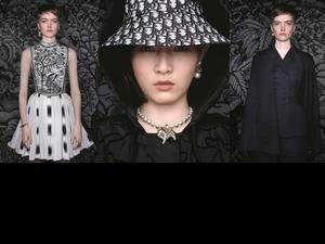 將設計工藝發揮到極致!Dior 2020早春度假形象:領略時尚與大自然的對話