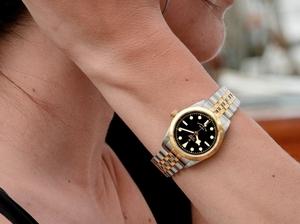 TUDOR Black Bay S&G黃金混搭不鏽鋼 雙色好時髦!