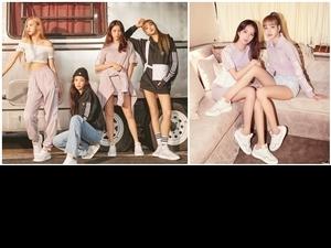 BLACKPINK一穿就讓人愛上啦!adidas Originals全新秋冬系列,身為粉紅控的你一定要追