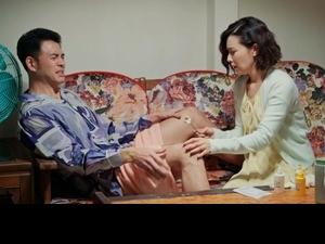 黃玉榮演《苦力》慘被斷根!吳婉君不離不棄幫換藥「像接生」