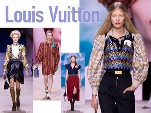 〈2020春夏巴黎女裝周〉Louis Vuitton  巴黎美好年代再現