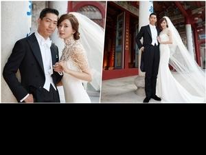 恭喜林志玲結婚啦!身著Ralph Lauren訂製禮服美炸,婚禮誓詞也超級感人!