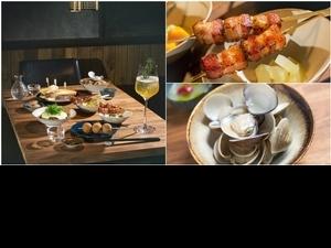 台北時髦居酒屋推薦!「山男YAMASAN」用在地好食材打造精緻串燒,搭配療癒調酒美味又好拍!
