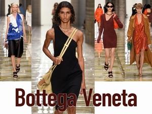 〈2020春夏米蘭女裝周〉Bottega Veneta  以簡約創造力量
