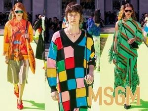 〈2020春夏米蘭女裝周〉MSGM  十年淬鍊