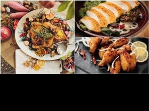 懶人版感恩大餐推薦!「舒康雞」醃漬雞翅、雞胸,讓你化身神級小廚娘!